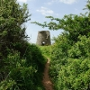Hodbarrow Windmill Ruin