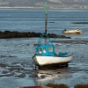Fishing boats at Morecambe
