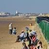 West Kirkby beach