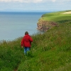 St Bees coastal path