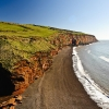 Fleswick Bay, St Bees Head