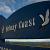 Crosscanonby Solway Coast sign