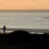 Morecambe Bay from St Patricks chapel, Heysham