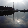 View towards Liverpool\'s Albert Dock