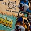 Fun fair at New Brighton